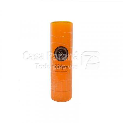 Vela 7 dias color naranja 15cm