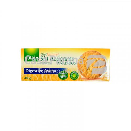Galletita digestiva con avena sin azucar de 410 gr