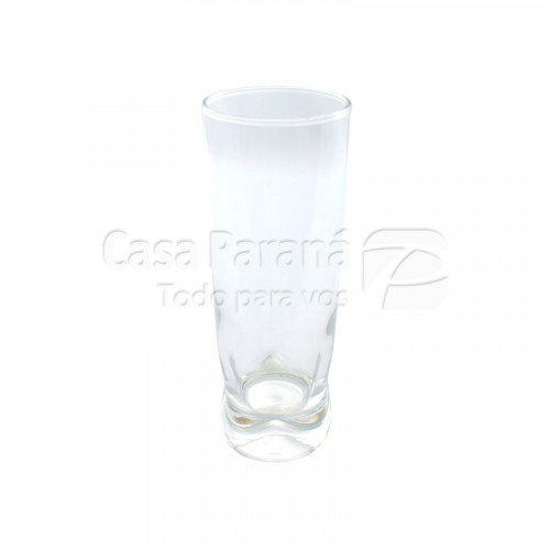 Vaso de vidrio para refresco