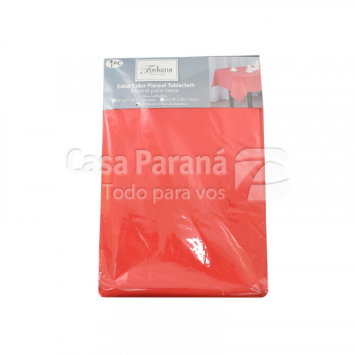 Mantel redondo de 70 cm