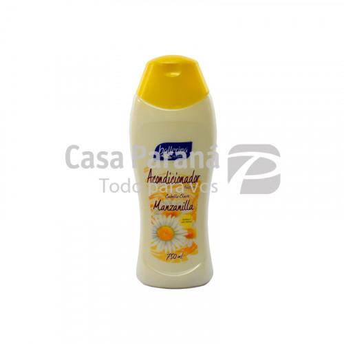 Acondicionador con manzanilla de 750 ml