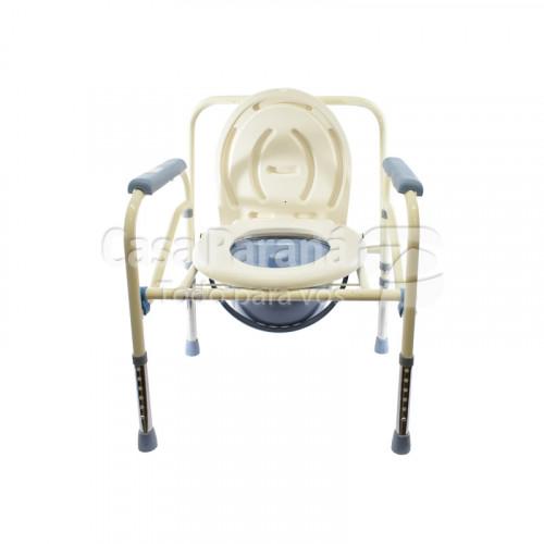 Muleta c/asiento para baño Ref. SF-11 1x5