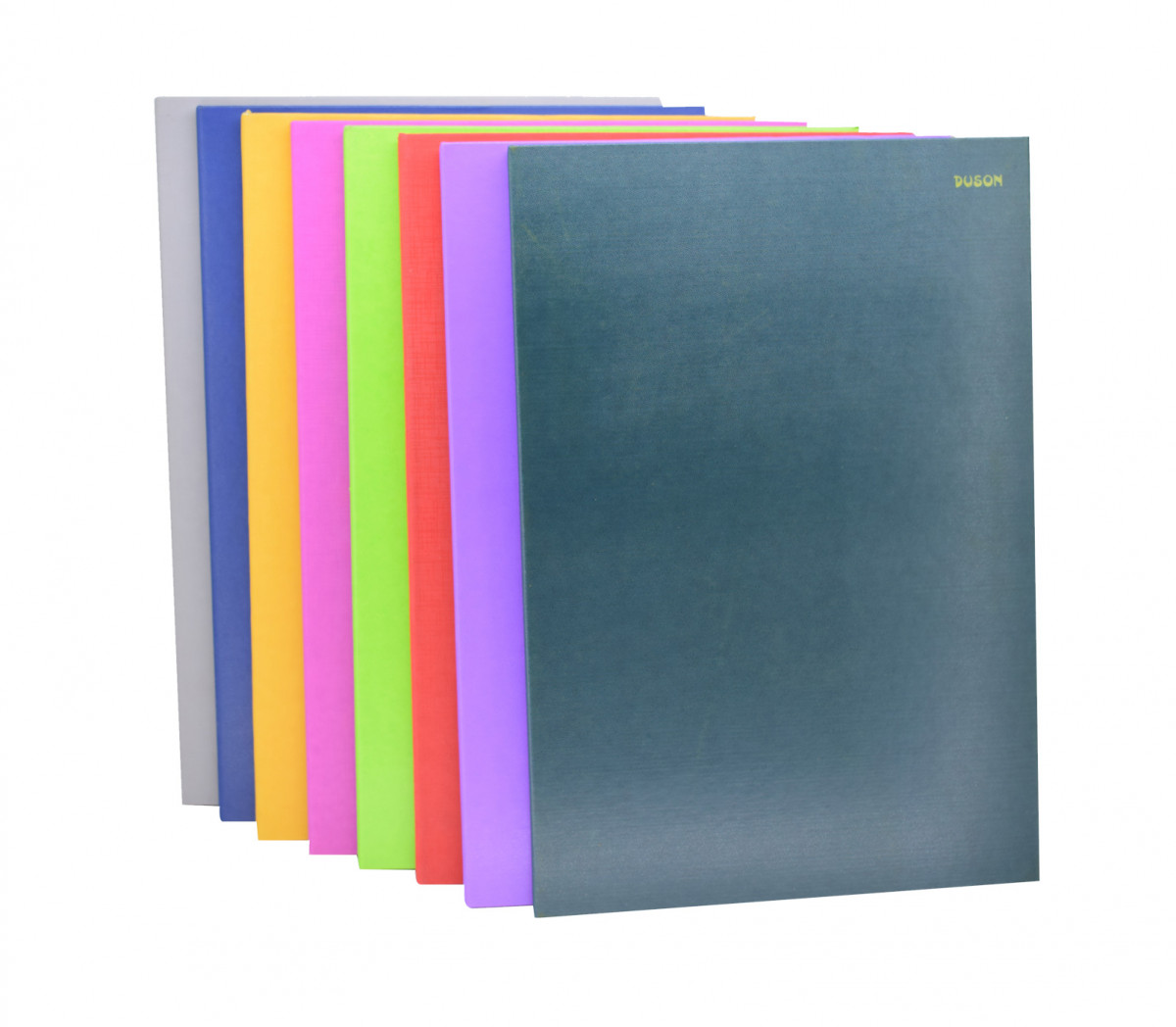 Carpeta archivadora tapa dura plastificada