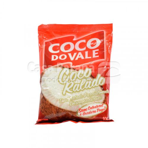 Coco rallado tradicional de 100g