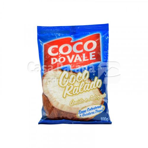 Coco rallado de 100g