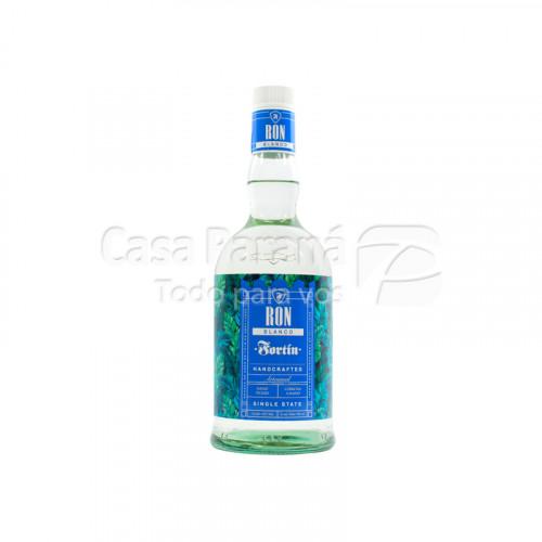 Bebida con alcohol Ron fortin blanco 750ml
