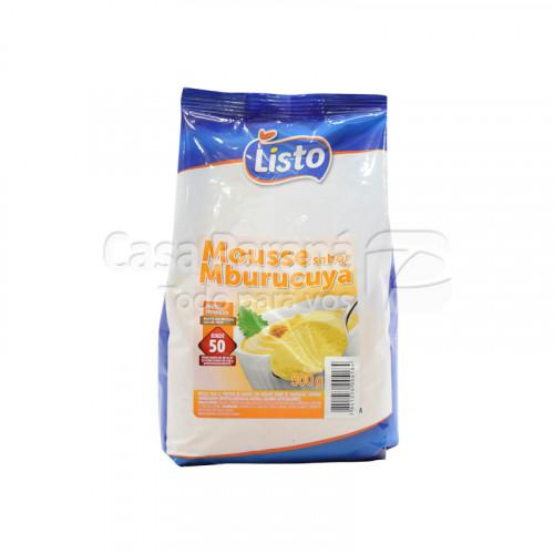 Mousse sabor mburucuya de 500g