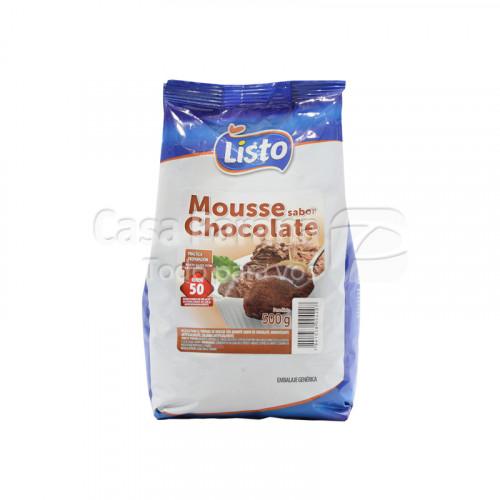 Mousse de chocolate de 500g