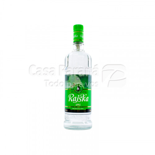 vodka manzana de 1Lts
