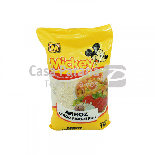 Arroz amarillo 1000 gr.