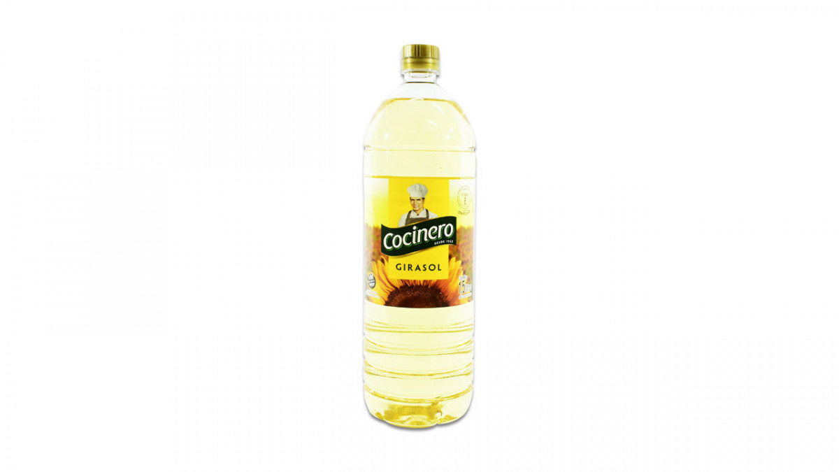Aceite de Girasol de 1500ml