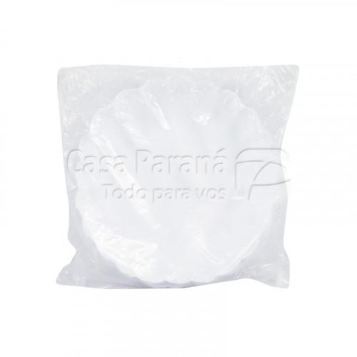 bandeja de carton blanco de 30 unidades