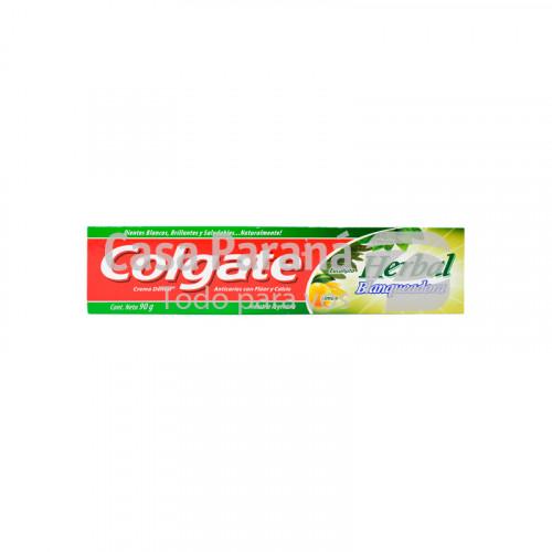 Crema dental herbal de 90 gr