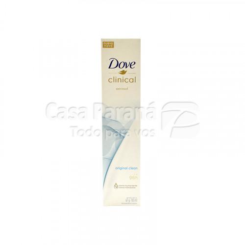 Desodorante en aerosol Original 110ml