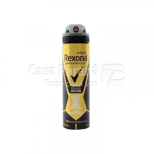 Desodorante en aerosol Fanatics 105gr.