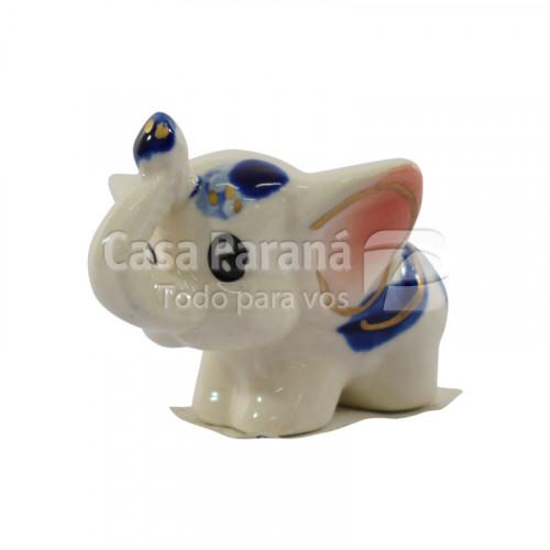 Chiche porcelana elefante