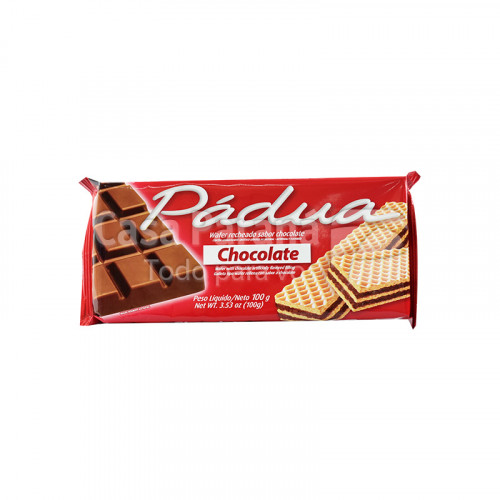 Galletita Padua de chocolate 100gr.