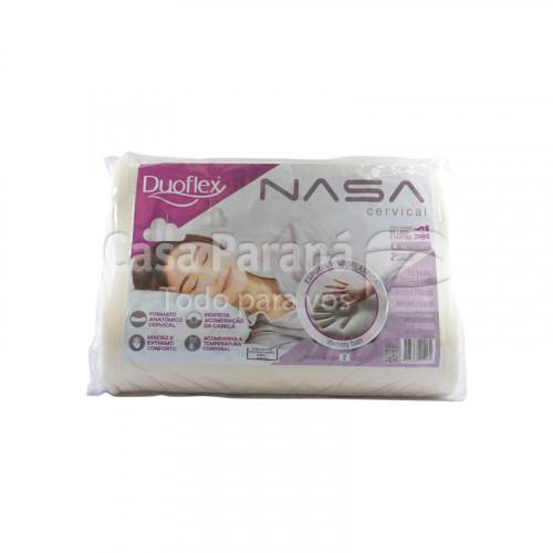 Almohada espuma viscoelastica Nasa cervical 50x70cm