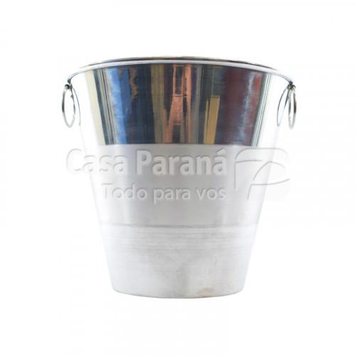 Champañera de aluminio de 6 litros