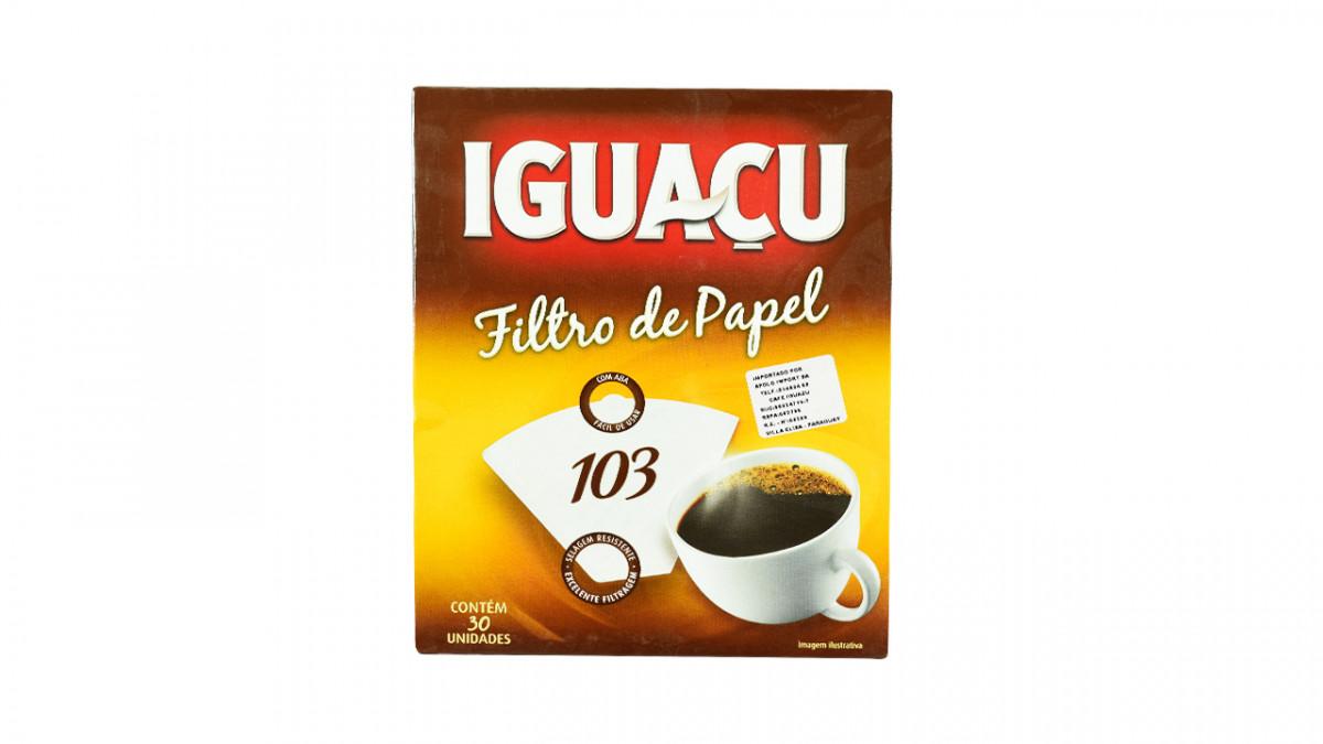 Filtro de papel para café nº 103