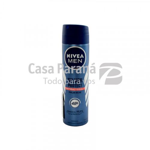 Desodorante en aoresol solver protect formen de 150 ml