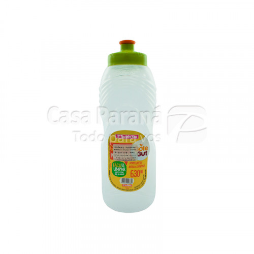 Botella deportiva de plastico de 750 ml