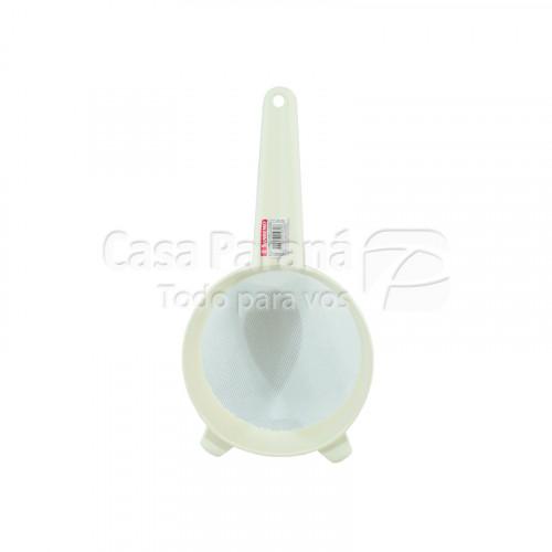 Colador de plastico de 14.5 cm