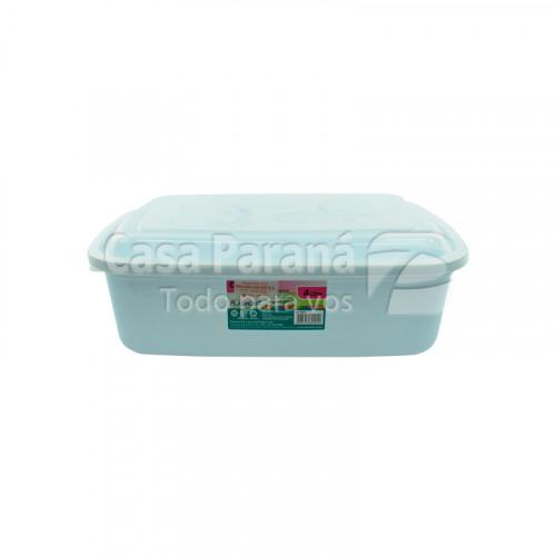 Bols de plastico de 4 litros