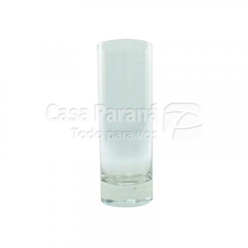 Vaso de vidrio para refresco atol