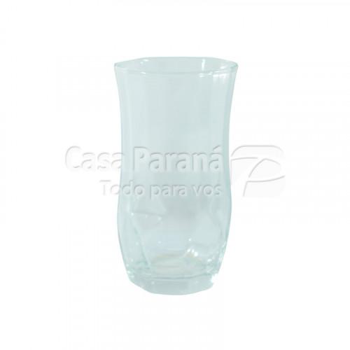 Vaso de vidrio opera