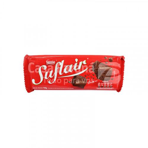 Suflair Chocolate con Leche 110gr.