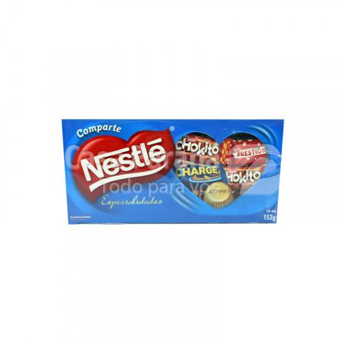 Caja de chocolates Nestle Especialidades