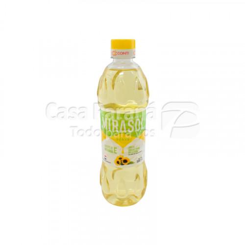 Aceite Mirasol 500ml
