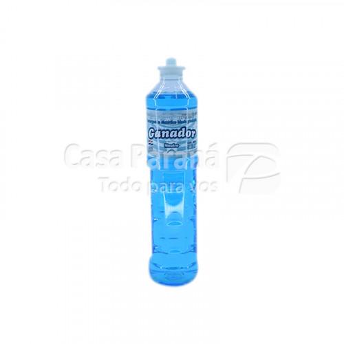Detergente neutro GANADOR 500 ml.