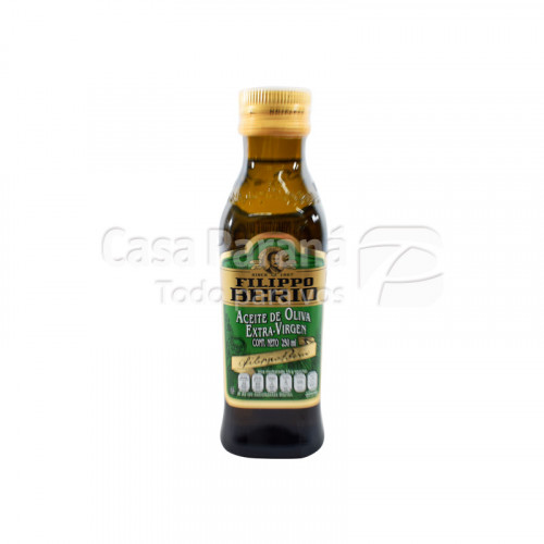 Aceite de oliva extra virgen de 250 ml