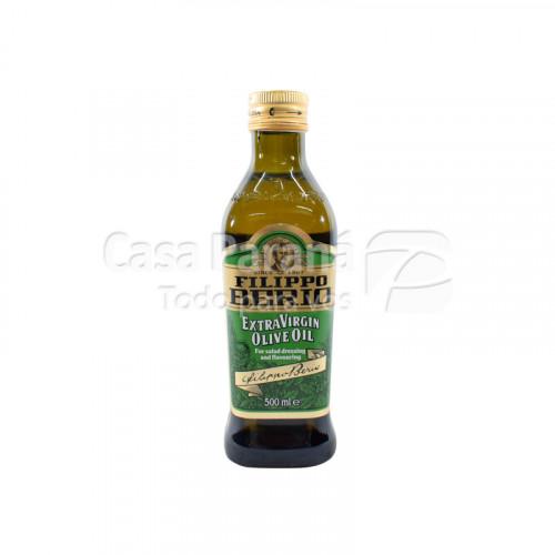 Aceite de extra virgen de 500 ml