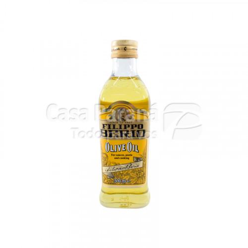 Aceite de oliva puro de 500 ml