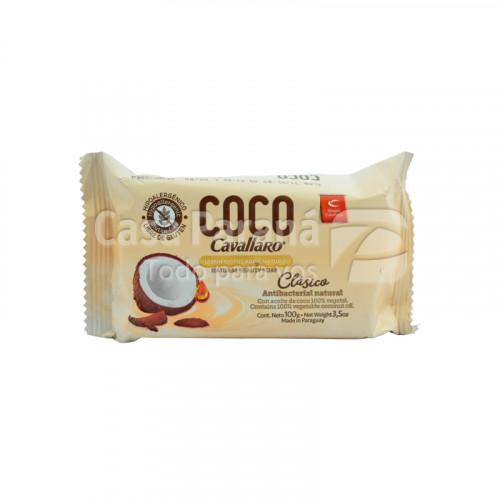Jabon de tocador Coco clasico de 100gr.