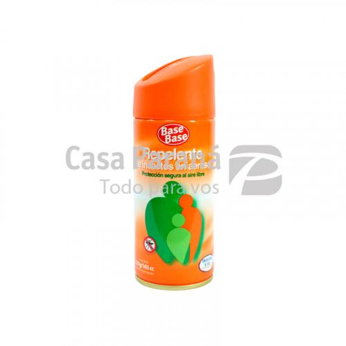 Repelente de insectos en aerosol 165cc