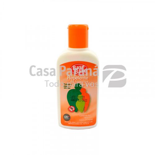 Repelente de insectos en crema 150gr.