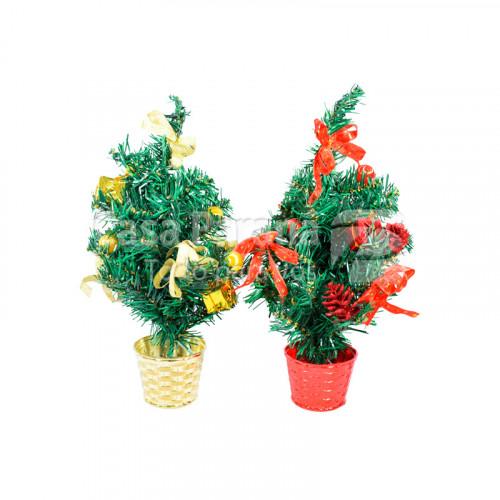 Mini arbolito navideño de 30cm
