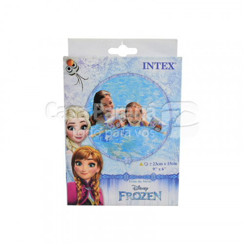 Alitas inflable frozen 23x15cm