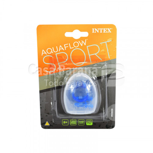Protector nasal para piscina