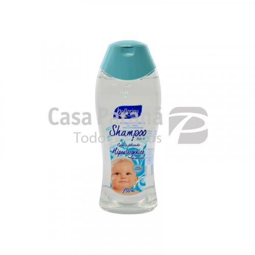 Shampoo baby de 750 ml