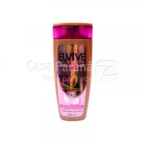 Shampoo kera liso de 200 ml