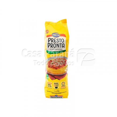 Harina de maiz PRESTO PRONTA 750 gr.
