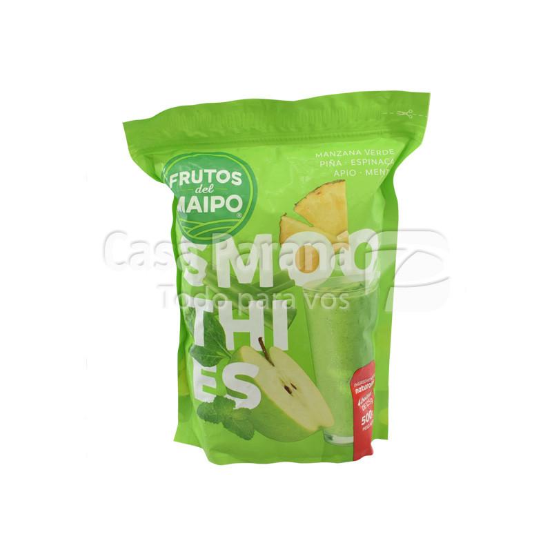 Bebida smoothie verde 500 gr