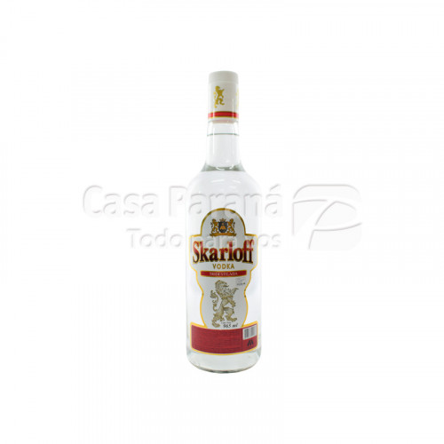 Vodka Tridestilada de 965ml