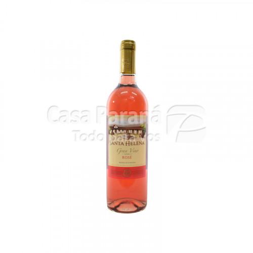 Vino rosado de 750ml