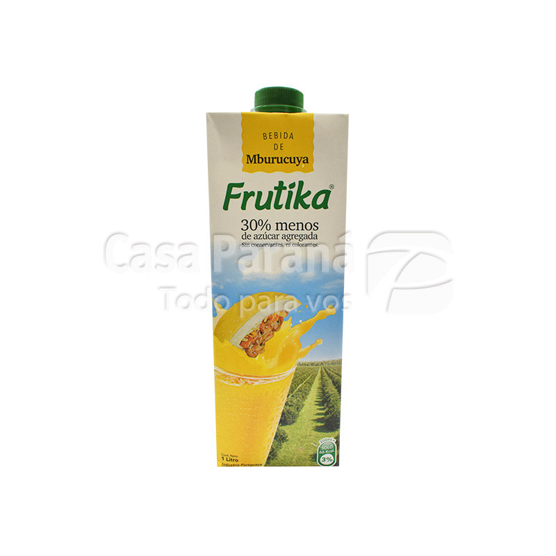 Jugo sabor mburukuja de 1 litro